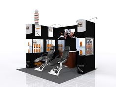 Prestige Exhibition Stand Design