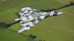 Avro Vulcan bomber.