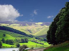 The Peak District, Derbyshire, England