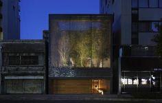 OPTICAL GLASS HOUSE, HIROSHIMA, JAPAN