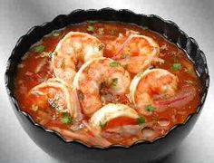 Ecuadorian Shrimp Ceviche  INGREDIENTS:  2 pounds of shrimp  2 Onions big red (red onion / paiteña)  2 ripe tomatoes  Cilantro to taste  4 lemons  1 tablespoon mustard  2 tablespoons ketchup  2 tablespoons oil  salt Pepper to taste    PREPARATION:  - Boil water with salt, add the shrimps let them cook for 5 min, remove shrimp from water and let the water cool down.  - Peel and chop the onion into thin half moons and wash it with salt and sugar, add the juice from four lemons to the onions…