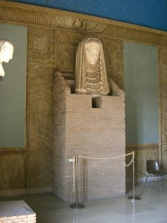 Egyptian Museum, The Vatican Museum, Rome, Italy