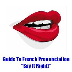 French Pronunciation