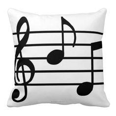 Music Notes Throw Pillows http://www.branddot.com/14/music_notes_throw_pillows-189539068122277075