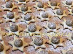 Vánoční hvězdičky Cereal, Cookies, Breakfast, Desserts, Food, Crack Crackers, Morning Coffee, Tailgate Desserts, Deserts