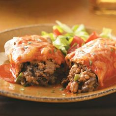 Turkey Black Bean Enchiladas