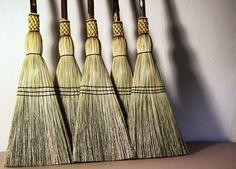 How to Make Broom Corn Brooms