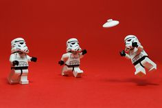 Even Storm Troopers love ultimate frisbee! :)     #together #activity #starwars