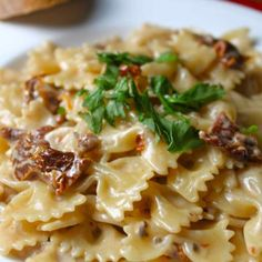 . Sun Dried Tomato and Brandy Cream Sauce Recipe from Grandmothers Kitchen.