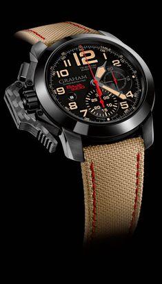 Chronofighter Oversize Score Baja 1000, #Graham #watch. #luxurywatch #graham1695 Graham 1695 . Swiss Luxury Watchmakers watches #horlogerie @calibrelondon