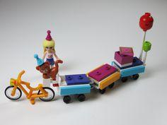 Lego Friends B- Day Party Train