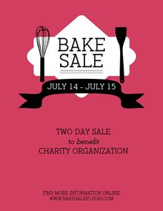 purple-bake-sale-flyer