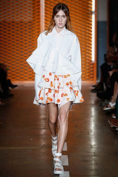 MSGM ready-to-wear spring/summer '17: