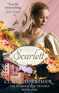 Scarlett by Claire Lorrimer - The Thoughts of a Girl: Book Review