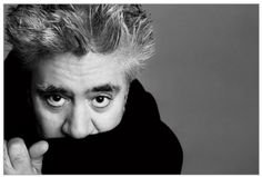 Pedro Almodovar, (photographer Ruven Afanador) is a Spanish film director. His films enjoy a worldwide following and he has become a major figure on the stage of world cinema.