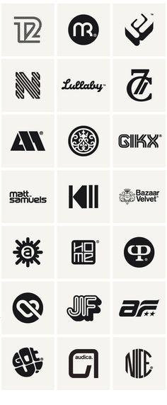Logo Inspiration // Logos & Marques 2010 // Socio Design