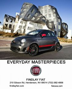 Come in and check out our great deals on 2015 models! #FindlayFiat