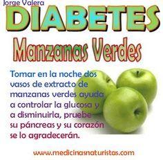 Diabetes: beneficios de las manzanas verdes