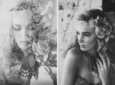 Indie Wedding | Lara Hotz Photography for Hitched Magazine | http://burnettsboards.com/2013/11/birds-paradise-indie-wedding-inspiration/