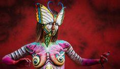 Grupo Mascarada Carnaval: 13 artistas europeos competirán con sus maquillaje...