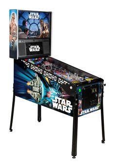 Star Wars 40th Anniversary Pinball
