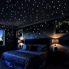 Bedroom lighting can range from basic to bold, and dimmed to dramatic. No matter what, lighting is a key player in your bedroom design. Bedroom lighting inspiration for your sleeping accommodation. Look at our best bedroom interior ideas. Girl Bedroom Designs, Bedroom Themes, Bedroom Decor, Design Bedroom, Kids Bedroom, Trendy Bedroom, Dream Rooms, Dream Bedroom, Bedroom Romantic