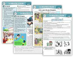 Instruction Civique : la sécurité à l'école
