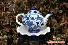Hey, I found this really awesome Etsy listing at http://www.etsy.com/listing/179950928/whimsical-teapot-garden-stake-garden