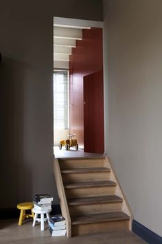 trap #escaliers #verf #peinture | stairs | Pinterest