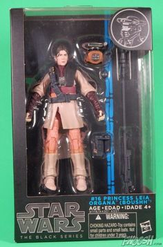 star wars black series 6 inch boushh - Google Search