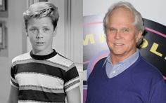 Tony Dow (Wally Cleaver) still has that Wally look…and has turned into quite the amazing sculptor! Child Actors, Tv Actors, Actors & Actresses, Young Actors, Actors Then And Now, Celebrities Then And Now, Hugh Beaumont, Tony Dow, Leave It To Beaver