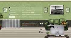 David Hellmann - WordPress Footer Designs