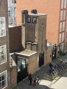 Amsterdam, 1e Helmersstraat