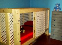 noah's world bed for children with autism and other sleep