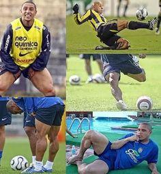 Słynny Brazylijczyk ma bardzo dobrze zbudowane mięśnie nóg • Roberto Carlos  chyba nigdy nie odpuścił ćwiczeń na nogi • Zobacz    9f88f44a16b