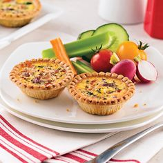 Beurre D'érable Maison Mini Quiches, Crepes, Caramel, Muffin, Gluten, Yummy Food, Lunch, Snacks, Breakfast