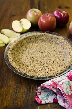 Sweet or Savory Hazelnut Crust | Bob's Red Mill