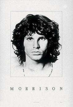 Jim Morrison Fine Art Print Poster
