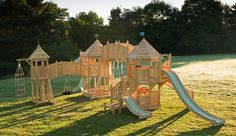 Serendipity 1 Swing Set and Outdoor Play Set | CedarWorks