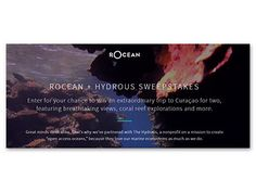 Win an Extraordinary Trip for 2 to Curacao - Ends March 10th