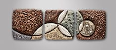 Perigee by Christopher Gryder: Ceramic Wall Art available at www.artfulhome.com