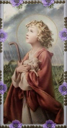 Imágenes de Galilea: Jesús Niño