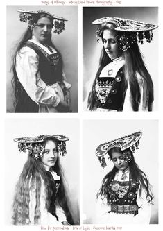 Norwegian Sunday: Bridal Crowns – Part V, Photography – Wings of Whimsy Norwegian Clothing, Norwegian People, Norway Travel, Period Costumes, Bridal Crown, Folk Costume, People Of The World, World Cultures, Ethnic Fashion