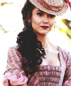 Katherine Pierce from the vampire diaries