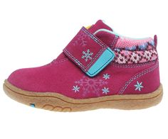iDuoDuo Kids Cute Snowflake Fashion Boots Children Hiking Boots Warm Winter Boots Rose Red 6.5 M US Toddler. Unisex kids' winter boots with hook-and-loop closure, easy to pull on or off by themselves. Featuring waterproof and wearproof suede material with cute snowflake prints. Fashion woolen knitting back and contrast stitching, provide kids better wearing experience. Warm velvet lining, comfortable, and bring kids better wearing experience during cold days. Natural anti-slip rubber sole...
