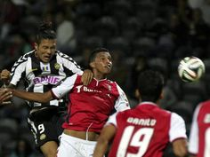 Nacional 1-1 SC Braga Liga Portuguesa 2014/15 | Campeonato | Jornada 5