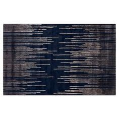 Check out this item at One Kings Lane! Maria Rug, Blue