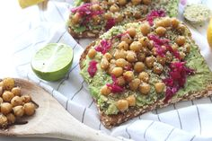 How obsessed with avo-toast are you on a scale from 1-10? I'm probably an 11…