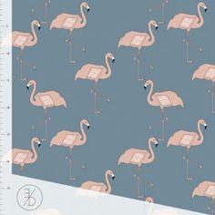 Flamingo Blue- BIO
