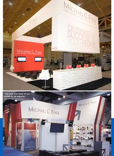Cool Trade Show Booth